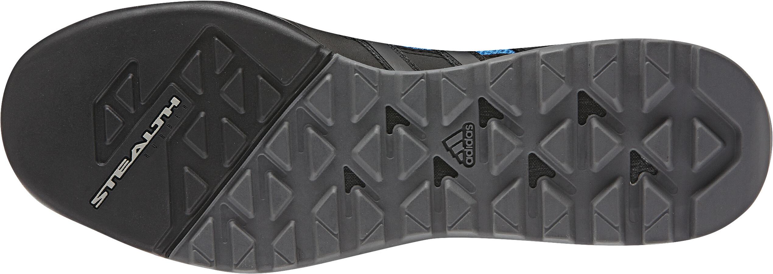 5ec9f4ca4 adidas TERREX Solo Shoes Men black/turquoise at Bikester.co.uk